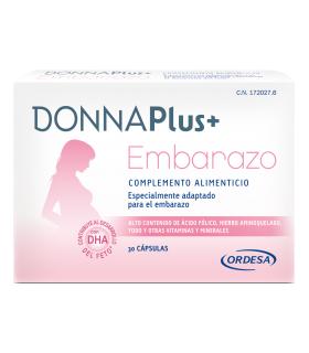 DONNA PLUS EMBARAZO 30 CAPS