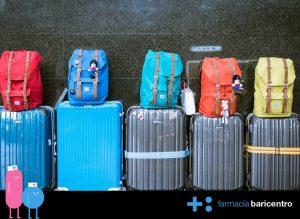 no pueden faltar en tu maleta vacaciones farmacia