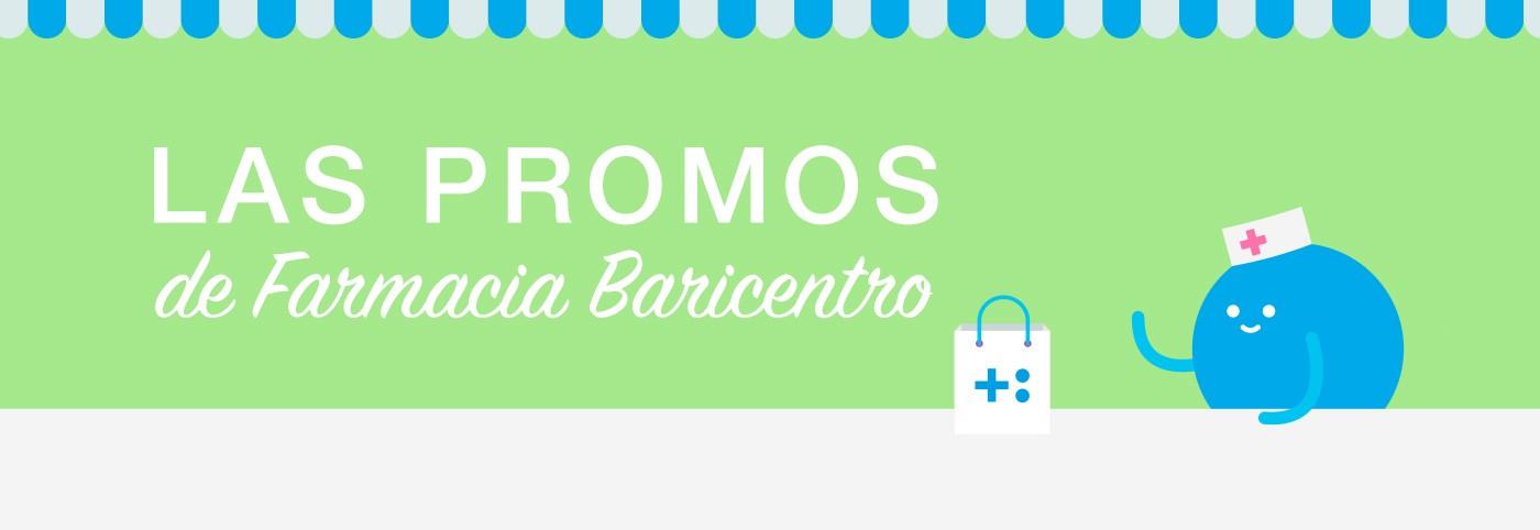 Las Promos de Baricentro - farmacia de confianza online 24 horas